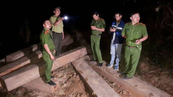 Đắk Nông: Bắt giữ khẩn cấp 5 đối tượng vận chuyển gỗ lậu đánh công an