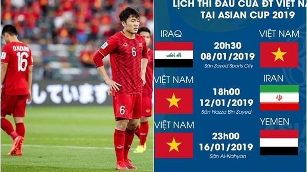 Thua đau Iraq, cơ hội nào để ĐT Việt Nam đi tiếp vào vòng sau?