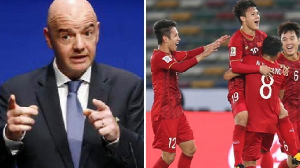 FIFA khen ngợi ĐT Việt Nam đấu Iraq hay hơn cả Hàn Quốc, Iran phô diễn