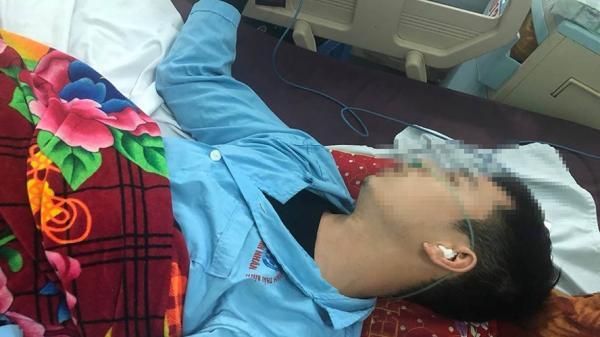 Thái Bình: Vừa rời trụ sở công an, nam thanh niên bị kẻ lạ mặt đánh trọng thương