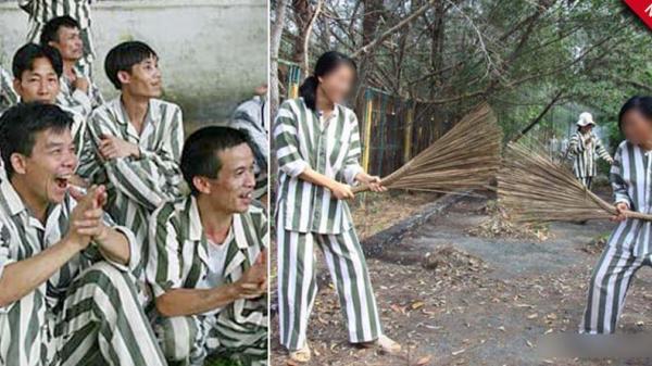 Tại sao quần áo của tù nhân lại kẻ sọc đen trắng, 99% các bạn không biết lý do đâu