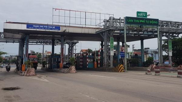 Thái Bình chốt vị trí đặt trạm thu phí hoàn vốn tuyến tránh Quốc lộ 10