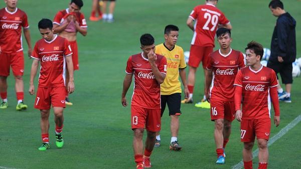 4 cầu thủ tuyển Việt Nam bị AFC kiểm tra doping