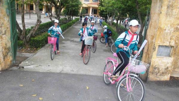 Thái Bình: Sáp nhập hàng loạt trường học