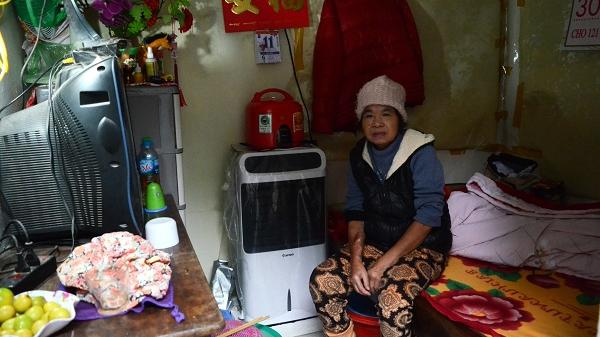 """Cuộc sống của người phụ nữ Thái Bình ở """"xóm chạy thận"""" ngày cuối năm"""
