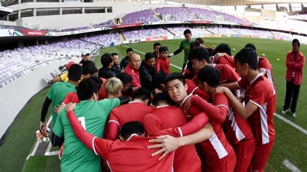 AFC đánh giá Việt Nam cao hơn Yemen