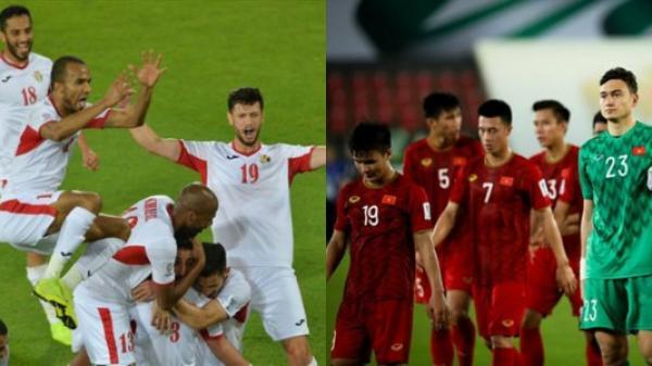 """Chưa gặp Việt Nam, sao Jordan đã """"dằn mặt"""" thầy trò Park Hang-seo"""