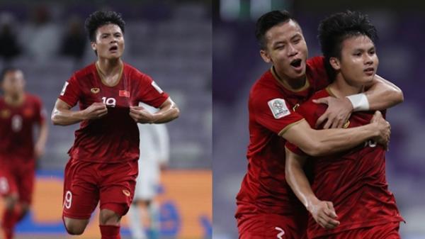 Bình chọn 'bàn thắng đẹp nhất vòng bảng Asian Cup 2019' cho Quang Hải
