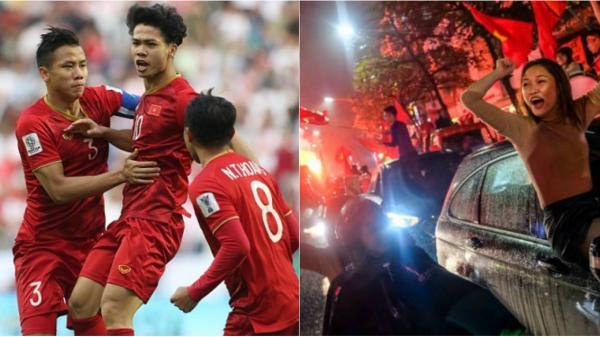Vòng 1/8 Asian Cup 2019 :Thắng Jordan trên loạt luân lưu, ĐT Việt Nam vào tứ kết Asian Cup 2019
