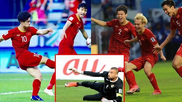 Công Phượng đã làm được điều mà đương kim vô địch Asian Cup cũng không làm nổi