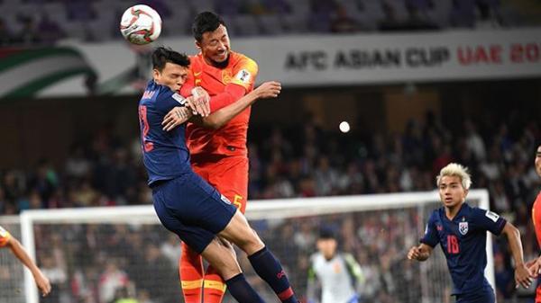 """Thái Lan 1-2 Trung Quốc (KT): Thua ngược, """"Voi chiến"""" đành ngậm ngùi xách valy về nước"""