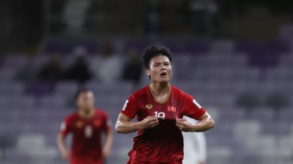 Chính thức: Nguyễn Quang Hải chiến thắng tuyệt đối giải Cầu thủ xuất sắc nhất vòng bảng Asian Cup 2019