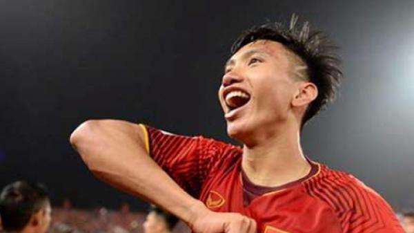 Đoàn Văn Hậu lọt vào Top 10 nhân vật xuất sắc nhất Asian Cup 2019