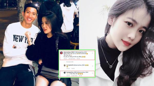 Bạn gái nóng bỏng bị 'ném đá', Đoàn Văn Hậu hành động bất ngờ