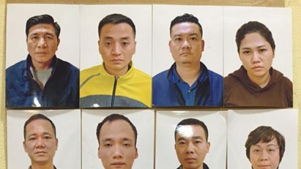 """Triệt phá ổ nhóm tội phạm """"tín dụng đen"""" của thanh niên Thái Bình cùng đồng bọn lớn nhất từ trước tới nay"""
