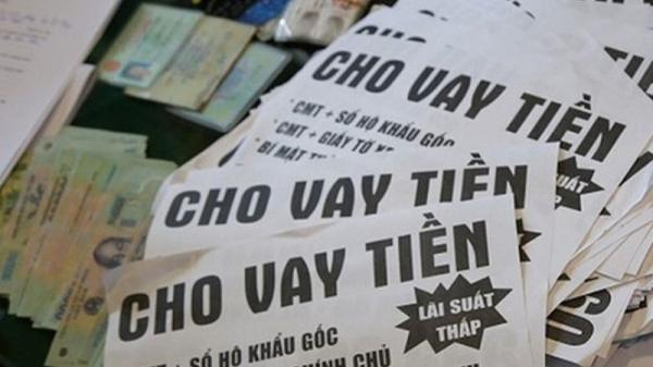 """Bắt giam thanh niên Thái Bình cùng đồng bọn cho vay lãi suất """"c ắt c ổ"""""""