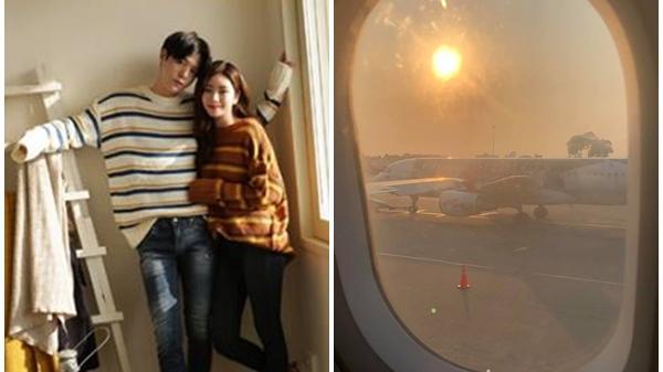 Biết nhau mới 12 tiếng, chàng trai bay từ SG ra HN gặp chân ái và cái kết như phim chiều cuối năm