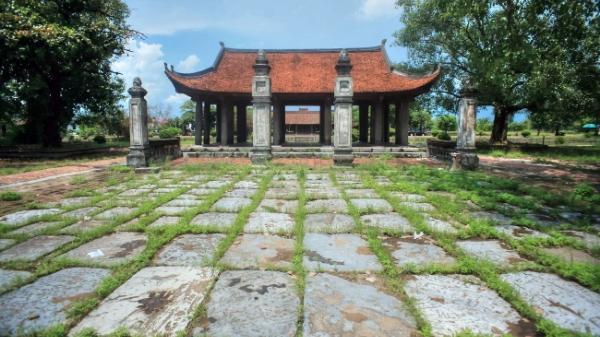 Chùa Keo Thái Bình, kiệt tác kiến trúc cổ Việt Nam