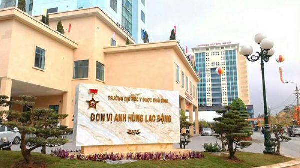 Đại học Y Dược Thái Bình xếp thứ 44 trong bảng xếp hạng 49 đại học Việt Nam