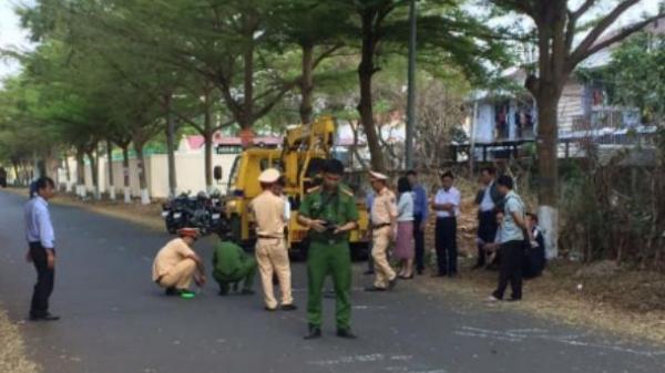 Vợ Phó GĐ Công an tỉnh Đắk Lắk lái xe hết hạn đăng kiểm gây tai nạn?