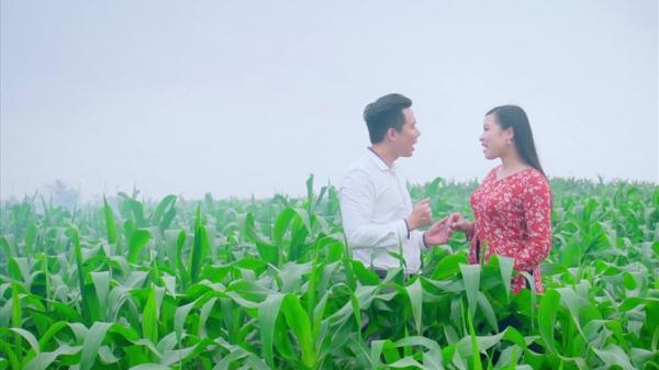 Vẻ đẹp mướt mắt của Thái Bình trong MV ca nhạc của 2 người con quê lúa