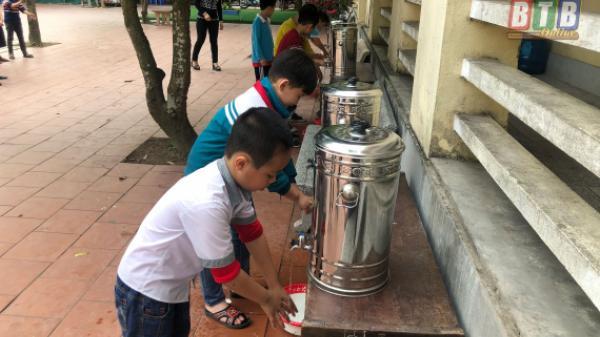 Thái Bình: KHUYẾN CÁO phụ huynh học sinh chú ý về dịch cúm B