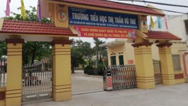 Thái Bình: Một học sinh t.ử v.ong, cả trăm học sinh khác nghỉ học vì sợ lây