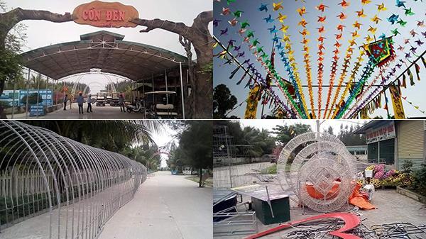 Thái Bình: Cơ hội có '1-0-2' để check-in tại Lễ hội ánh sáng lung linh hoành tráng nhất từ trước đến nay