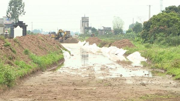 """Dự án nâng cấp, cải tạo đường 221A - Thái Bình: Vì sao 3 lần """"đứt gánh""""?"""