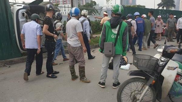 Nữ nạn nhân 9x quê Thái Bình trong vụ 'xe điên' đ.âm liên hoàn đang hôn mê sâu nguy kịch