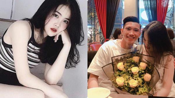 Bạn gái đồng hương nóng bỏng 'nhắn' Đoàn Văn Hậu quê Thái Bình: 'Khi đôi môi em còn đỏ mọng'