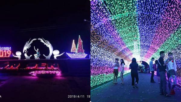 NHẮC LẠI LẦN CUỐI, ngày mai Thái Bình diễn ra Lễ hội ánh sáng 2019 hoàng tráng quy mô nhất trong lịch sử