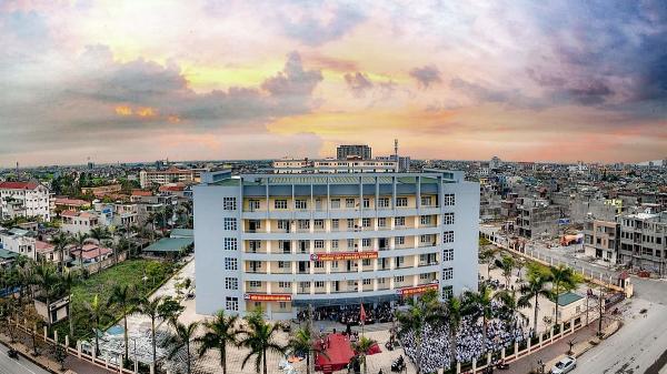 Học sinh trường THPT chuyên Thái Bình được ưu tiên tuyển thẳng vào ĐH Quốc gia TP Hồ Chí Minh
