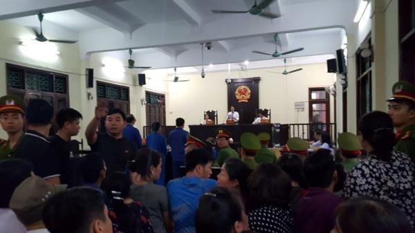 Thái Bình: Toàn cảnh phiên tòa x.ử vụ cựu thượng tá Công an cùng đ.ồng ph.ạm d.â.m ô nữ sinh lớp 9 l.ĩnh 3 năm t.ù