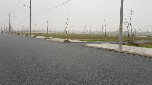 Thái Bình: Dân khó mua dự án phân lô bán nền vì giá cao ngất so với tiền đền bù đất ruộng trước đó