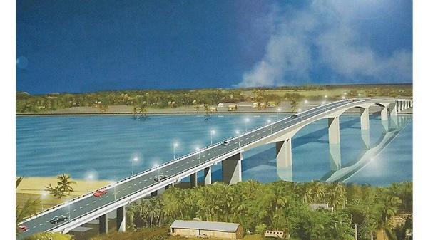Thời gian CHÍNH THỨC khởi công cầu vượt nối tỉnh Thái Bình với thành phố Hải Phòng