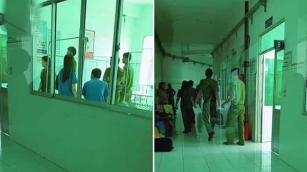 Thông tin mới vụ sản phụ 21 tuổi vào bệnh viện sinh con được 2 ngày thì nghi bị x.âm h.ại t.ình d.ục