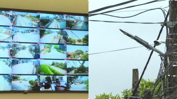 Thái Bình: Lần đầu tiên lắp đặt sử dụng hệ thống camera giám sát anh ninh, hiệu quả BẤT NGỜ