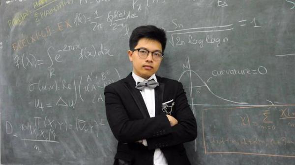 Chàng trai Thái Bình giành học bổng tiến sĩ toàn phần 8,4 tỷ đồng từ Mỹ