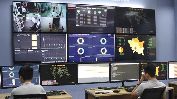 Thái Bình: Khai trương Trung tâm điều hành an ninh mạng cấp tỉnh đầu tiên quy mô nhất Việt Nam