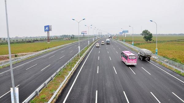 Cao tốc Bắc – Nam đi qua Nam Định: Mức phí cao nh.ất ô tô con đi 1km phải trả 3.400 đồng