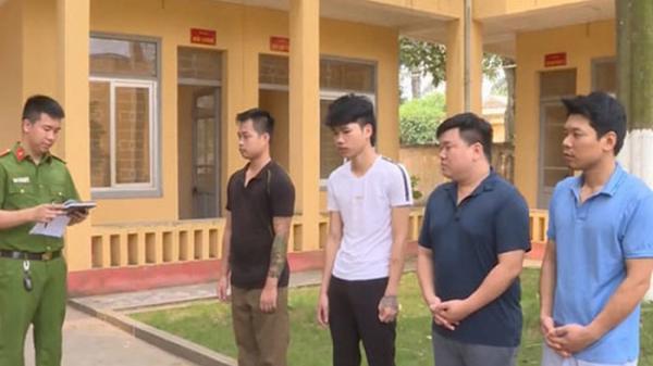 Bắt giữ nhóm đối tượng quê Thái Bình điều hành đường dây tổ chức đ.ánh b.ạc hơn 2.000 tỷ đồng