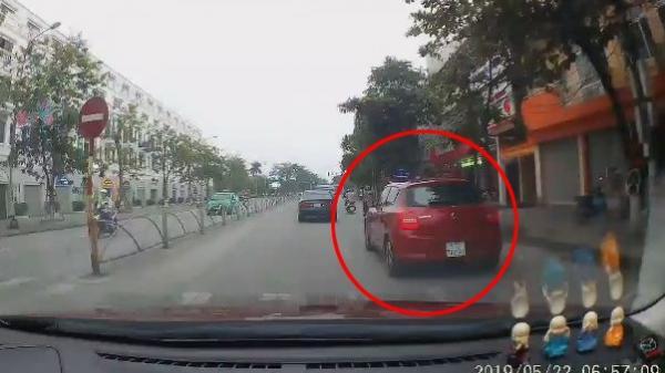 Thái Bình: Nữ tài xế vượt phải điều khiển ô tô l.ạng l.ách, đ.ánh v.õng gây t.ai n.ạn th.ót tim