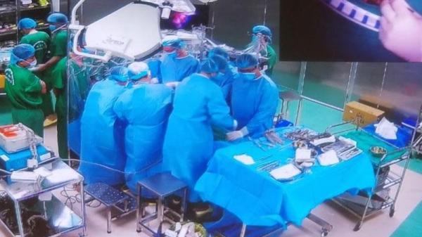 Thái Bình: Bệnh viện Đa khoa chuyển giao thành công ca m.ổ tim đầu tiên
