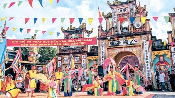 Thái Bình: Đền Đồng Bằng với những nét lịch sử của các vua Hùng
