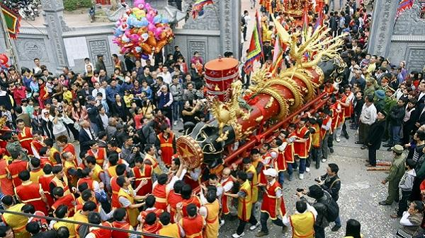 Top 10 Lễ hội đặc sắc nhất Thái Bình