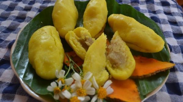Bánh Nghệ - Thức bánh thơm ngon độc đáo chỉ có ở Thái Bình
