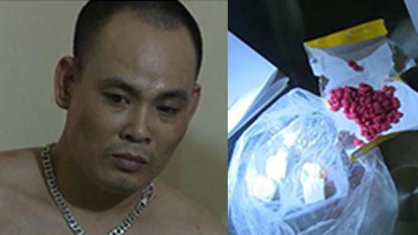 Thái Bình: Bắt giữ đối tượng mua bán trái phép chất ma túy