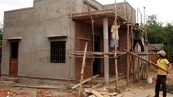 Người có công đã từ trần, thân nhân có được hỗ trợ sửa nhà?