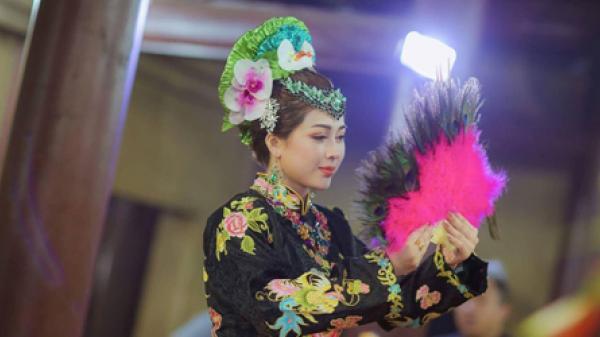 Thái Bình: Bảo tồn và phát huy nghệ thuật hát văn, hát chầu văn